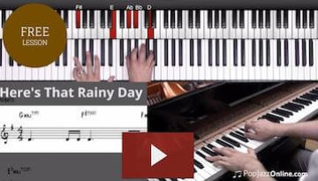 Heres that rainy jazz thumbnail