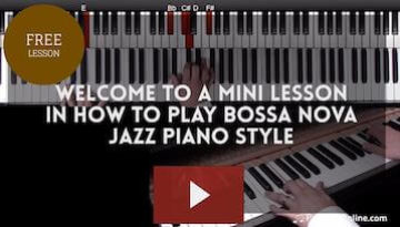 How to play bossa nova thumbnail