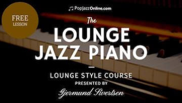 How to play lounge jazz piano thumbnail