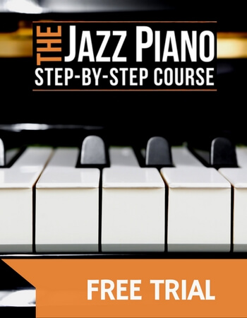 rax blues - Jazz Piano Lessons Online